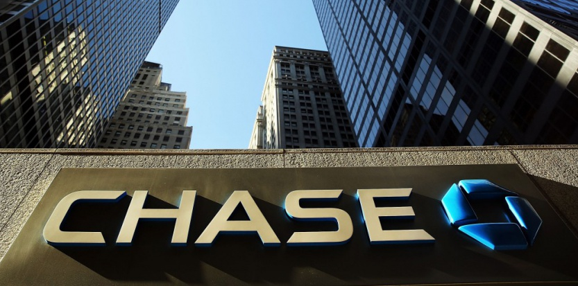 JPMorgan Chase Reports Third Quarter Profit